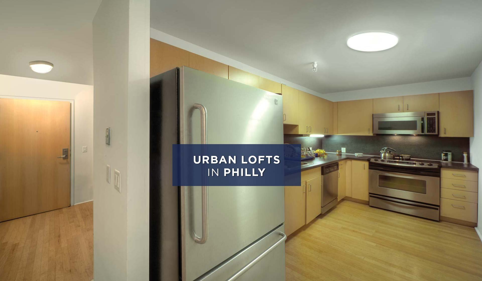 Riverloft Apartmetns - Philadelphia PA - kitchen
